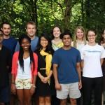 Quave Lab Group Photo, 2013