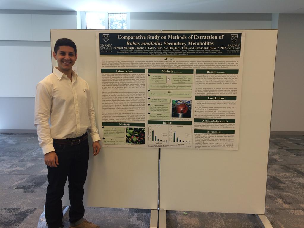 Chemistry Research Day, 2015